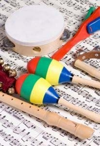 Music Colorful Maracas web
